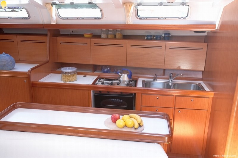 Beneteau Cyclades 50 5 2008 For Charter