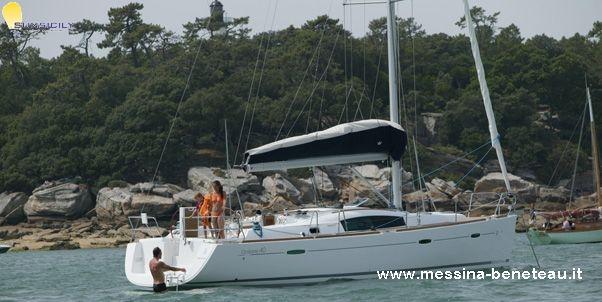 Beneteau Oceanis 40 Exclusive 2007 For Charter
