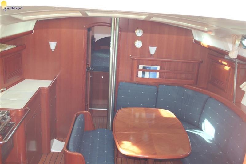 Beneteau Oceanis 423 Exclusive 2006 For Charter
